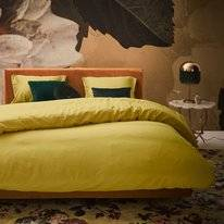 Housse de Couette Essenza Minte Golden Yellow Satin de Coton