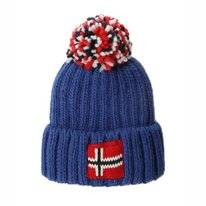 Bonnet Bonnet Napapijri Youth Semiury 3 French blue (56 cm)