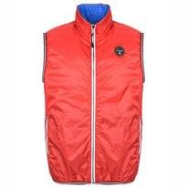 Doudoune sans Manches Anniston Vest Bright Red Men