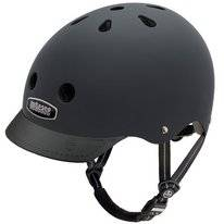 Nutcase Supersolid Blackish Helm