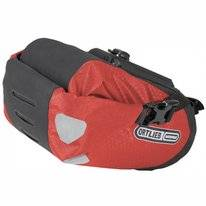 Zadeltas Ortlieb Saddle Bag Two 1.6L Signal Red Black