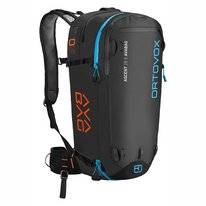 Skirucksack Ortovox Ascent 28 S Avabag Black Anthracite (Inklusive Airbag)