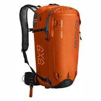 Skirucksack Ortovox Ascent 30 Avabag Crazy Orange (Exklusive Airbag)