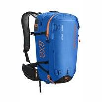 Skirucksack Ortovox Ascent 40 Avabag Safety Blue (Ohne Airbag)