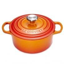 Casserole Le Creuset Signature Orange Red 20 cm
