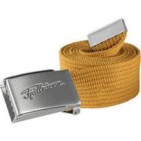 Riem Fjällräven Övik Webbing Belt Golden Yellow