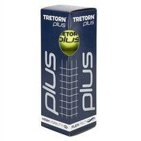 Tennisball Tretorn Plus (4er-Pack)