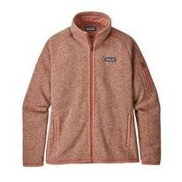 Vest Patagonia Women's Better Sweater Jacket Flora Pink