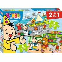 Puzzel Bumba 2in1 (6-delig)