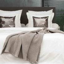 Plaid HNL Deco Wafel Taupe Grey