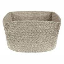 Mand House in Style Bano Natural (Ø 30 cm )