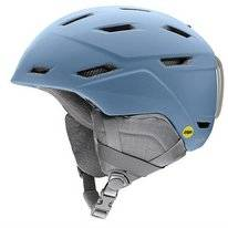 Skihelm Smith Junior Prospect MIPS Matte Smoke Blue
