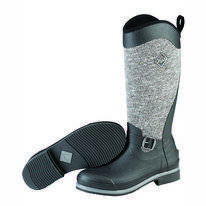 Bottes Muck Boot Reign Supreme High Black Grey