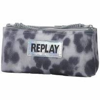 Etui Replay Girls Leopard Grey Breed