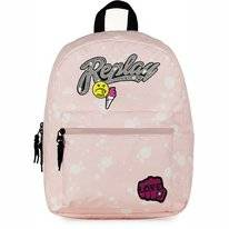 Rugzak Replay Girls Light Pink
