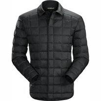 Jas Arc'teryx Men Rico Shacket Black