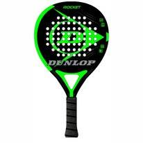 Padel Racket Dunlop Rocket Green NH