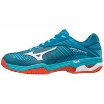 Tennisschoen Mizuno Men Wave Exceed Tour 3 CC Turkish Tile