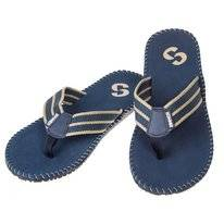 Slipper Sinner Men Besar Dark Blue
