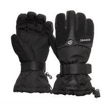 Handschoen Sinner Men Everest Glove Black