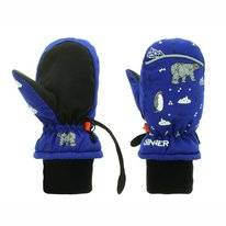 Wanten Sinner Tim Kids Dark Blue