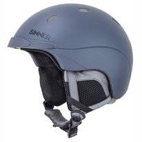 Skihelm Sinner Titan Kids Matte Dark Grey