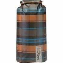 Draagtas Sealline Discovery Dry Bag 20L Olive Plaid