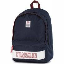 Rugzak Franklin and Marshall Blue White 23L