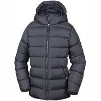 Ski Jas Columbia Youth The Big Puff Black