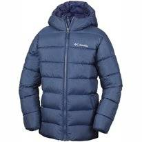 Skijacke Columbia Youth The Big Puff Collegiate Navy Kinder