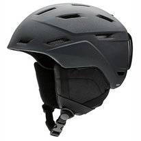 Skihelm Smith Women Mirage Matte Black Pearl 2020