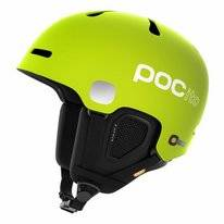 Skihelm POC POCito Fornix Fluorescent Yellow / Green