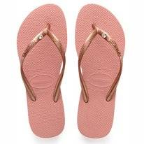 Slipper Havaianas Crystal Glamour SW Rose Nude