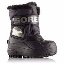 Bottes de Neige Sorel Toddler Snow Co Black Charcoal