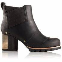 Sorel Women Addington Chelsea Black Kettle