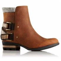 Sorel Women Lolla Nutmeg Jet