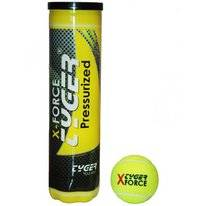 Tennisbal Tyger X-Force 4-Tin