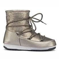 Moon Boot Snowboot  Low Dance Platinum