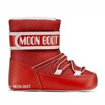 Moon Boot Crib Red
