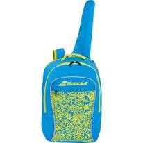 Tennisrugzak Babolat Backpack Junior Club Blue Yellow Lime