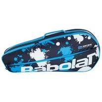 Tennistasche Babolat RH3 Essential Black Blue White