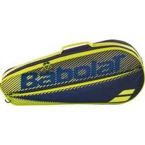 Tennistasche Babolat RH3 Essential Black Yellow