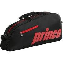 Tennistasche Prince Thermo 3 Black Red