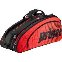 Tennistas Prince Tour Challenger 12 Black Red