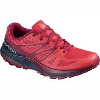 Trailrunningschuh Salomon Sense Escape HBS Navy Blaze Beet Damen