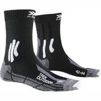 Chaussettes de Randonnée X-Socks Men Trek Outdoor Black Grey