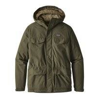 Jas Patagonia Men's Isthmus Parka Industrial Green