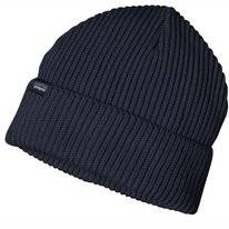 Muts Patagonia Fishermans Rolled Beanie Navy Blue