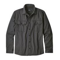 Blouse Patagonia Men's Four Canyons Twill Shirt Forge Grey