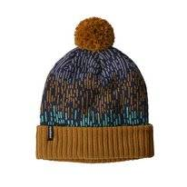 Muts Patagonia Powder Town Beanie Melt Down Hammonds Gold